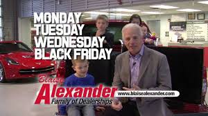 black friday car dealership blaise alexander 150 free tvs on black friday youtube