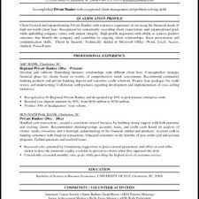 cover letter template for investment banking resume sample