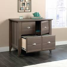 Solid Wood Filing Cabinets by Amazon Com Sauder Shoal Creek Lateral File In Diamond Ash Home