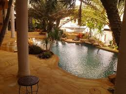 Pool Patio Decorating Ideas by Florida Backyard Design Pool Patios By Matthew Giampietro