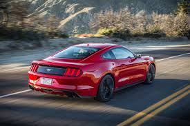 2016 Ford Mustang Ecoboost A Perfect Balance Of Power And Fuel