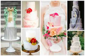 currently craving marble wedding cakes visions event studio