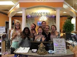 crystal nails u0026 spa 28 photos u0026 21 reviews nail salons 136