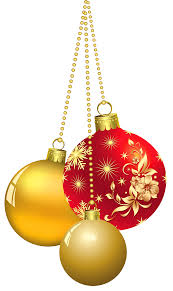 transparent christmas ornaments png clipart gallery