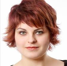 haircuts for heavy women 2018 latest short hairstyles for heavy round faces