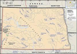 North Dakota lakes images North dakota history geography state united states jpg