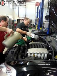 porsche technician porsche cayenne engine swap fifth gear automotive