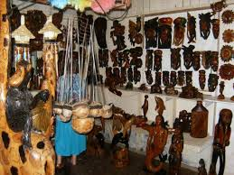 dr quality and fay s wood carvings and jewelry shop negril jamaica