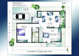 Floor Plan 1200 Sq Ft House West Facing House Vastu Plan Further 800 Sq Ft House Plans Besides