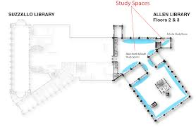 study room floor plan scholar study rooms u2014 uw libraries
