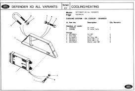 lexus v8 oil cooler radiator oil cooler use for gearbox oil page 2 defender