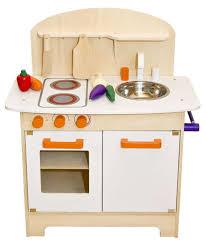 kinder spiel küche weiße kinder spielküche aus holz 4260389463995