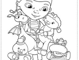 coloring pages doc mcstuffins coloring pages printable coloring