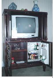Hotel Mini Bar Cabinet Tv Cabinet With Mini Bar Well Stocked Extremely Expensive Even