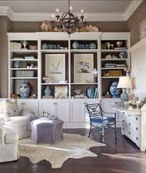 Home Office Bookshelves by Sita Montgomery Interiors My Home Office Makeover Reveal Sita