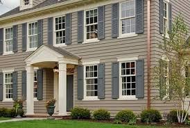 house paint schemes popular exterior paint color combinations schemes