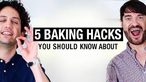 Baking Hacks 5 Baking Hacks You Should Know About Feat Eric Lanlard Youtube