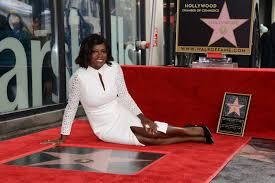 Hollywood Walk Of Fame Map Viola Davis Gets First Hollywood Walk Of Fame Star Of 2017