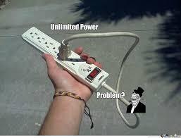 Unlimited Power Meme - unlimited power by nicholasbrentbyrd meme center