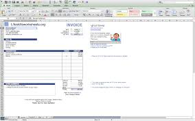 free invoice templates for excel mac blankinvoice org