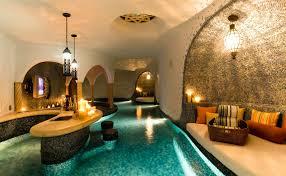 turkish interior design beachfront home in cabo san lucas with turkish bath grotto