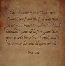 7 bible verses daniel