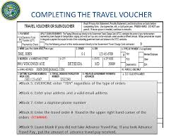 Massachusetts travel voucher images Guide to completing the travel voucher dd form updated october ppt jpg