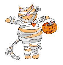 free dearie dolls digi stamps mummy cat