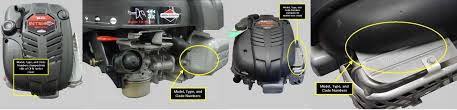 identifying a briggs u0026 stratton engine search frequently asked