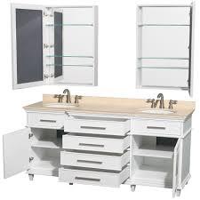 24 Bathroom Cabinet by Wyndham Collection Wcv171772d Berkeley 72 Double Bathroom Vanity