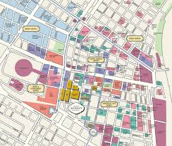 Bourbon Street New Orleans Map by New Orleans Luxury Apartment Community South Market District