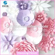 Flower Wall Decor Paper Flower Decorations Beautiful Wedding Arch Ideas Paper Flower