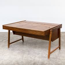 bureau writing desk 60s clausen maerus writing desk bureau for barbmama