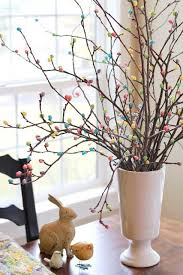 Easter Decorations For Tree by 31 Chic Diy Easter Centerpieces To Dress Up Your Dinner Table