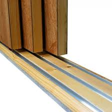 Patio Sliding Door Track Astounding Patio Sliding Door Bottom Track Ideas Ideas House