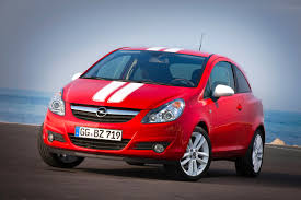 opel red 2011 opel corsa better engines and unique editions