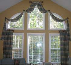 How To Choose Window Treatments How To Choose The Right Arched Window Coverings Arched Window