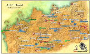 Pathfinder World Map by Alik U0027r Desert Daggerfall Covenant The Elder Scrolls Online
