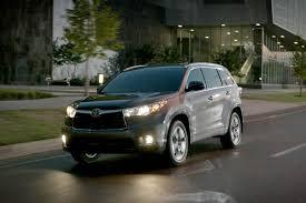 2015 Highlander Release Date 2014 Toyota Highlander Mpg Efficiency In Fuel Needs