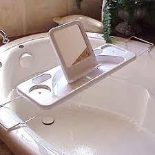 bathtub caddy with book holder bathtub caddy mirror book holder findgift com