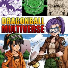 dbm dragon ball multiverse