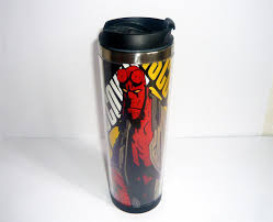 Best Stainless Steel Travel Mug by New Diy Cup Hellboy Coffee Cup Creative Mug Tea Cup Travel Cup