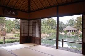 Interior Retro Japanese Architecture Interior Design With