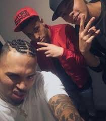 tat s intimidating chris brown gets some scary