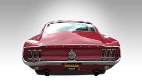 mustang 68 fastback 1968 ford mustang fastback mp classics