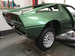 maserati green 1976 maserati merak on it u0027s wheels bridge classic cars