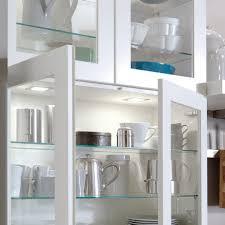 cuisine facade verre meuble pour cuisine aménagée travauxlib