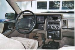 94 jeep grand asskickinjeep 1994 jeep grand specs photos modification