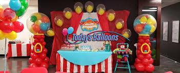 Party Centerpieces Dallas Party Decorations Balloon Decorations Arches Columns