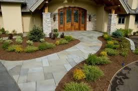 front house landscaping ideas front garden entrance model 91